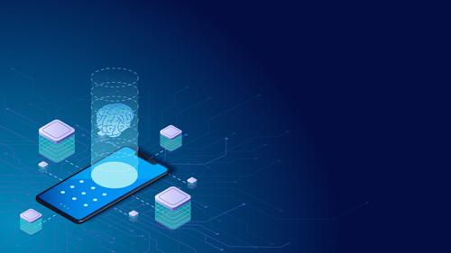 Mobile Apps illustration